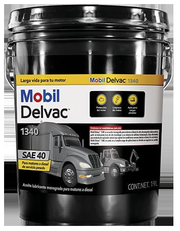 Mobil Delvac Monogrados Image